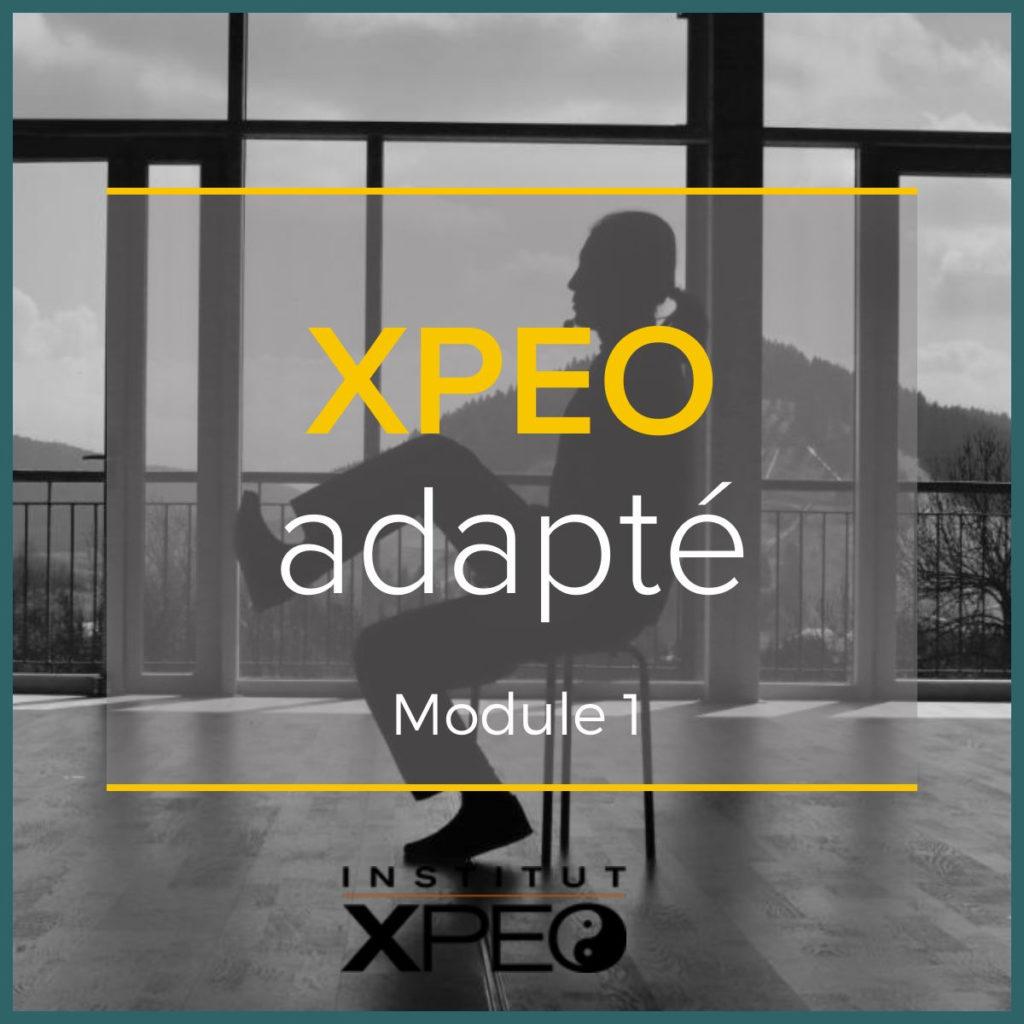 XPEO adapté - M1